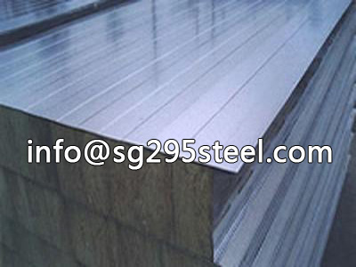 Pressure vessel and boiler steel