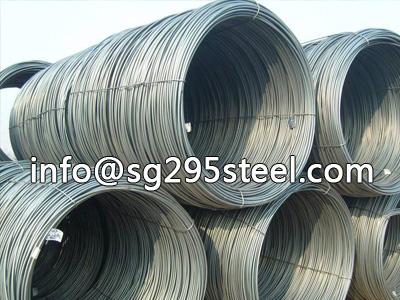 Steel round bar-wire