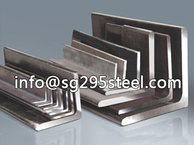 Hot rolled L shaped steel bar