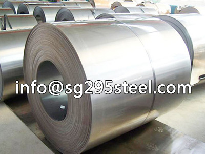Hot rolled pickled steel coil